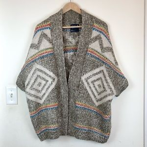 American Eagle Chunky Knit Oversized Cardigan